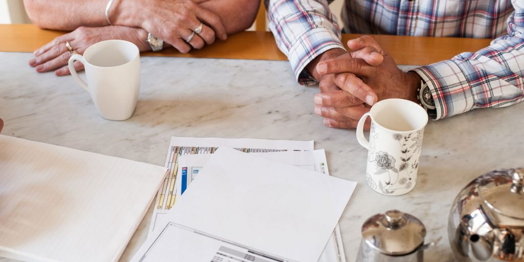 FINANCING YOUR HOME