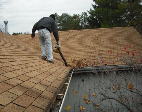 Top 3 reasons to keep your roof clean